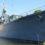 Destróier HMCS Haida, em Hamilton