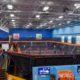 Sky Zone, um parque de trampolins super divertido